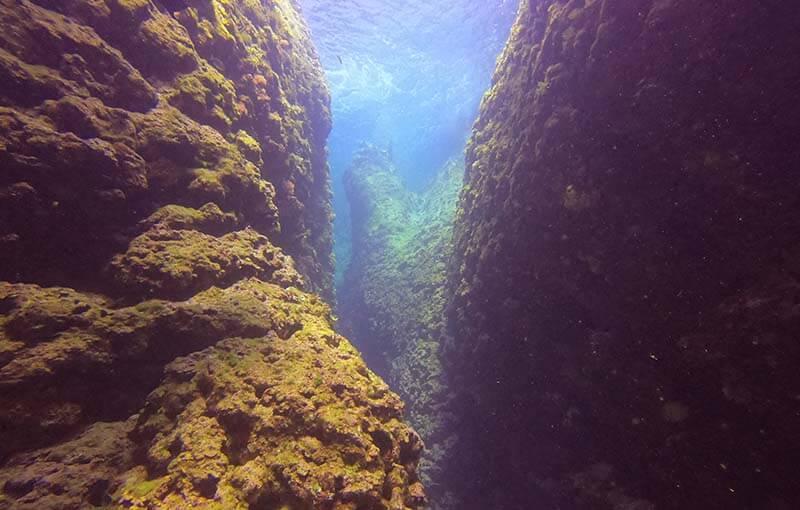1 Underwater